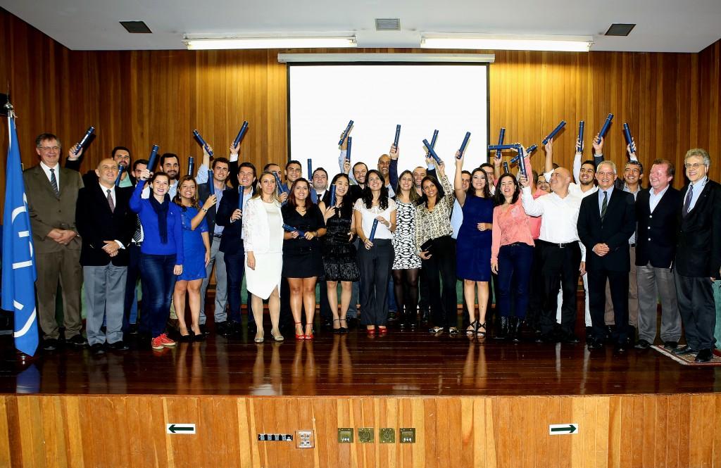 Formatura CEAI - Turmas 2015