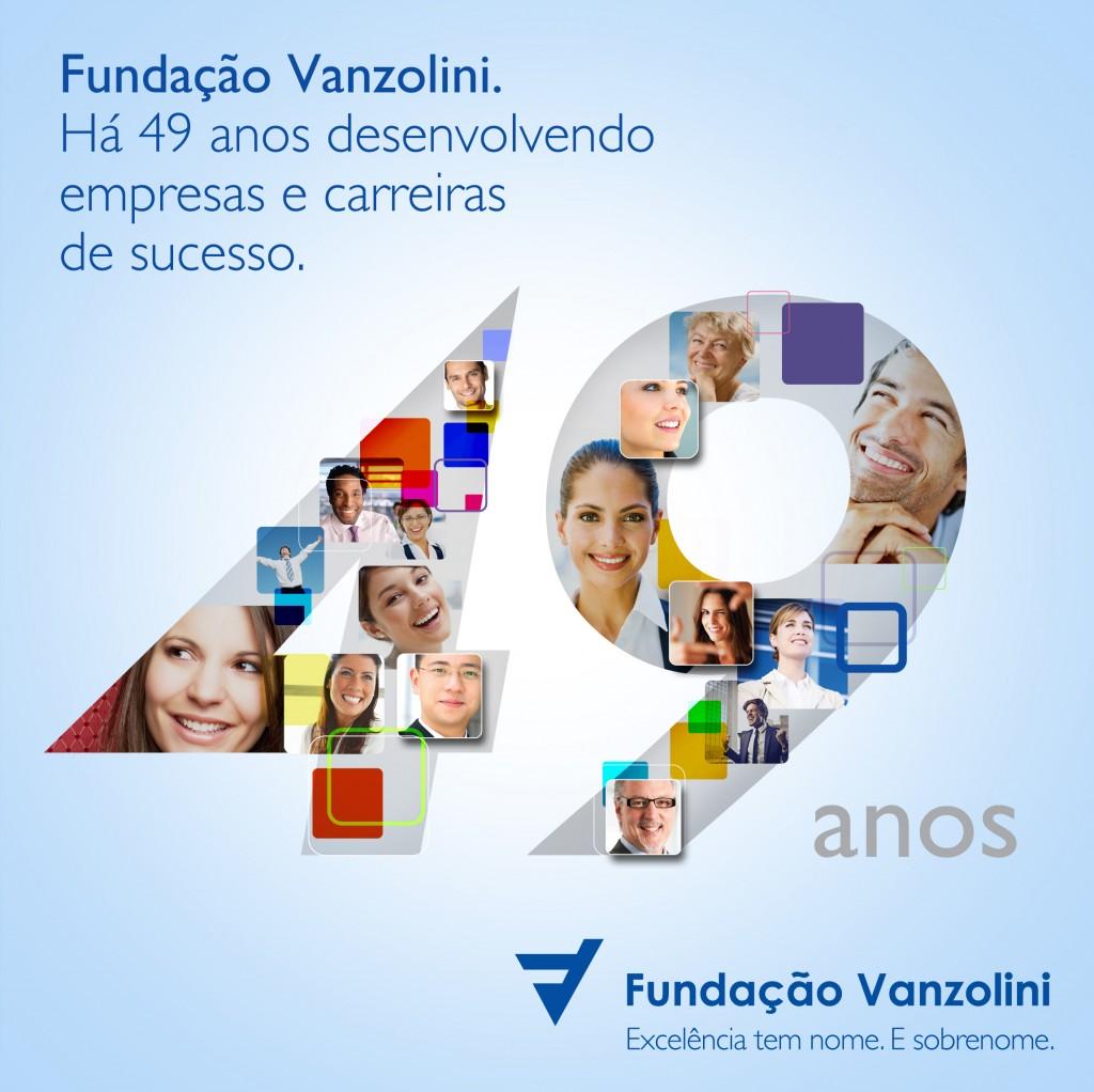 Fundação Vanzolini 49 anos