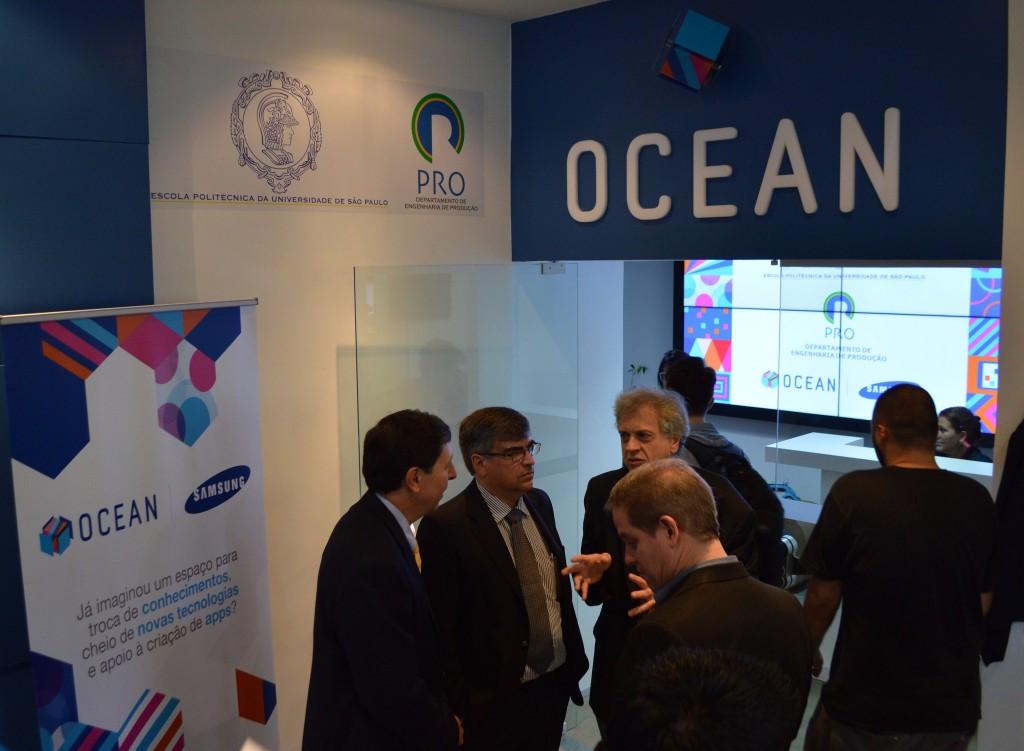 Laboratório de Tecnologia - Ocean