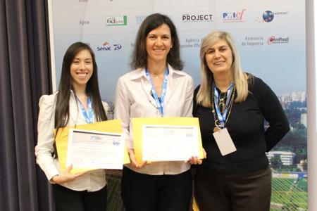 Prêmio PMI-SP - Laís Cordeiro