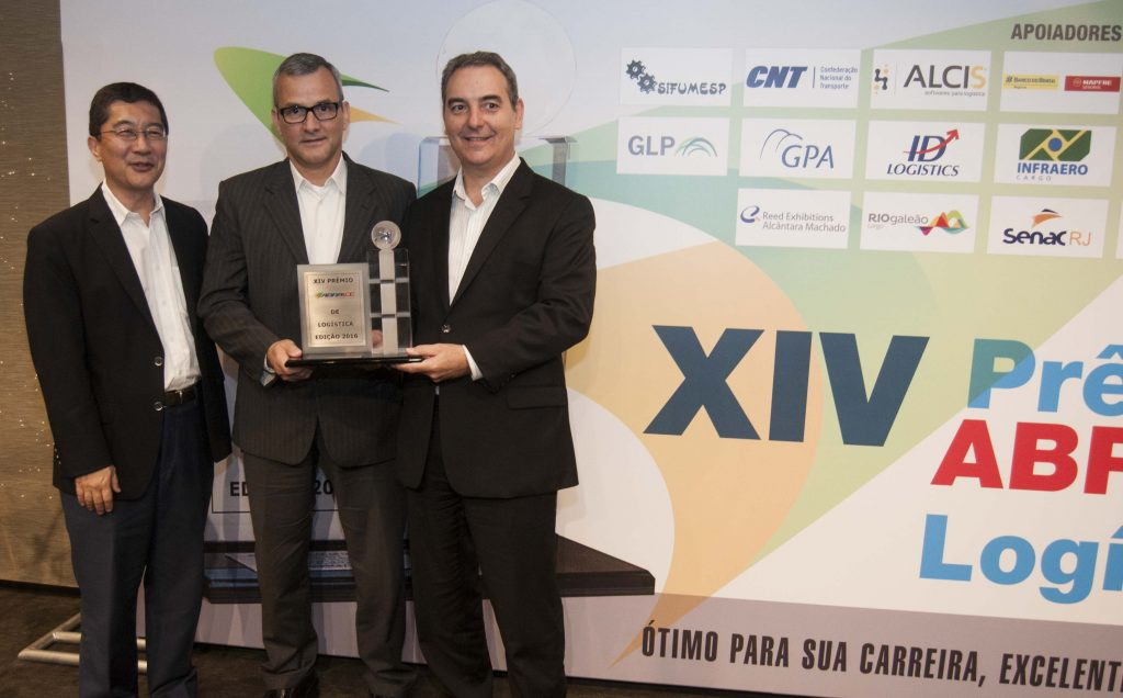 XIV Prêmio Abralog de Logística