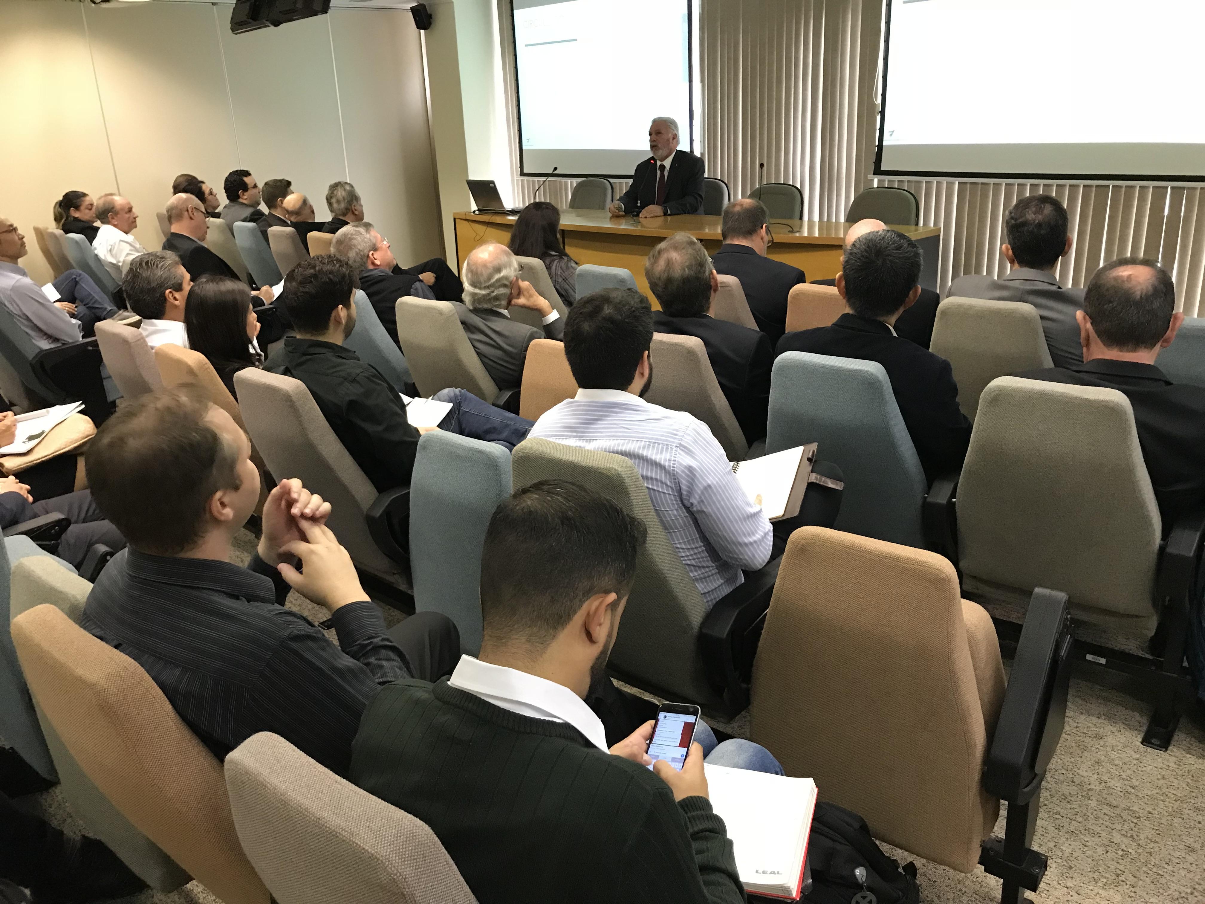 IPD Eletron e Vanzolini promoveram workshop sobre a Indústria 4.0 e oportunidades em PD&I