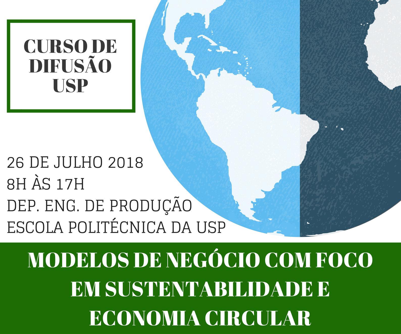Modelos de Negócios com foco em Sustentabilidade e Economia Circular