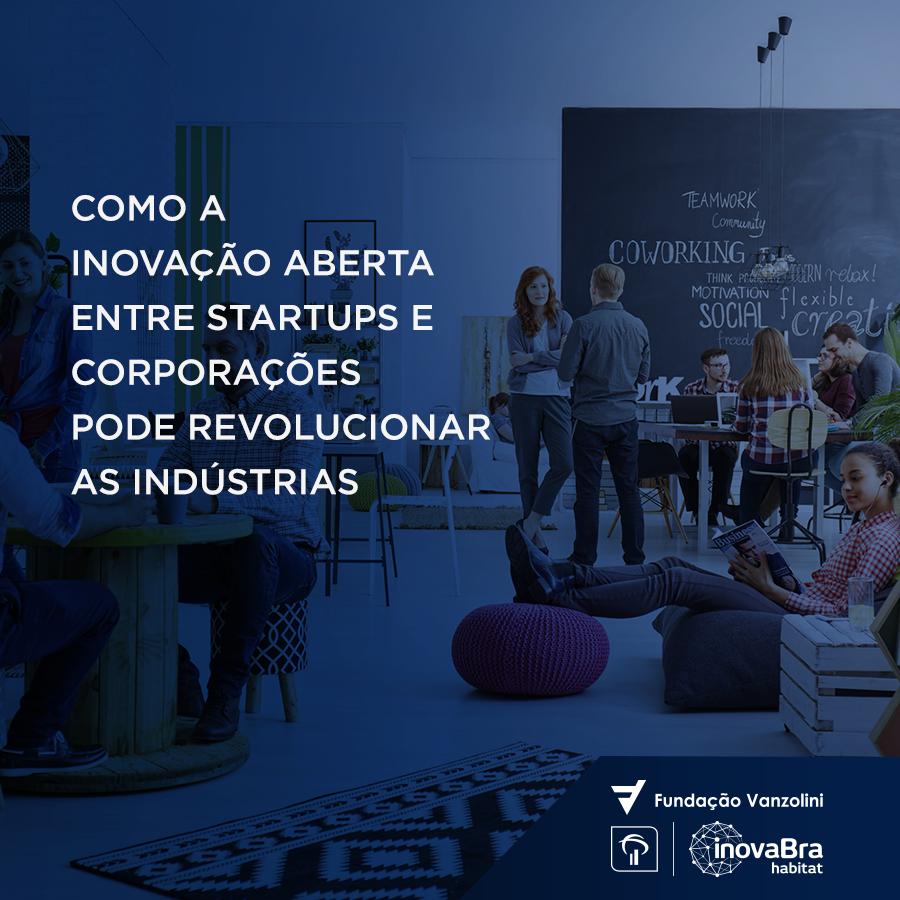 Fundação Vanzolini promove evento sobre empreendedorismo em parceria com o inovaBra