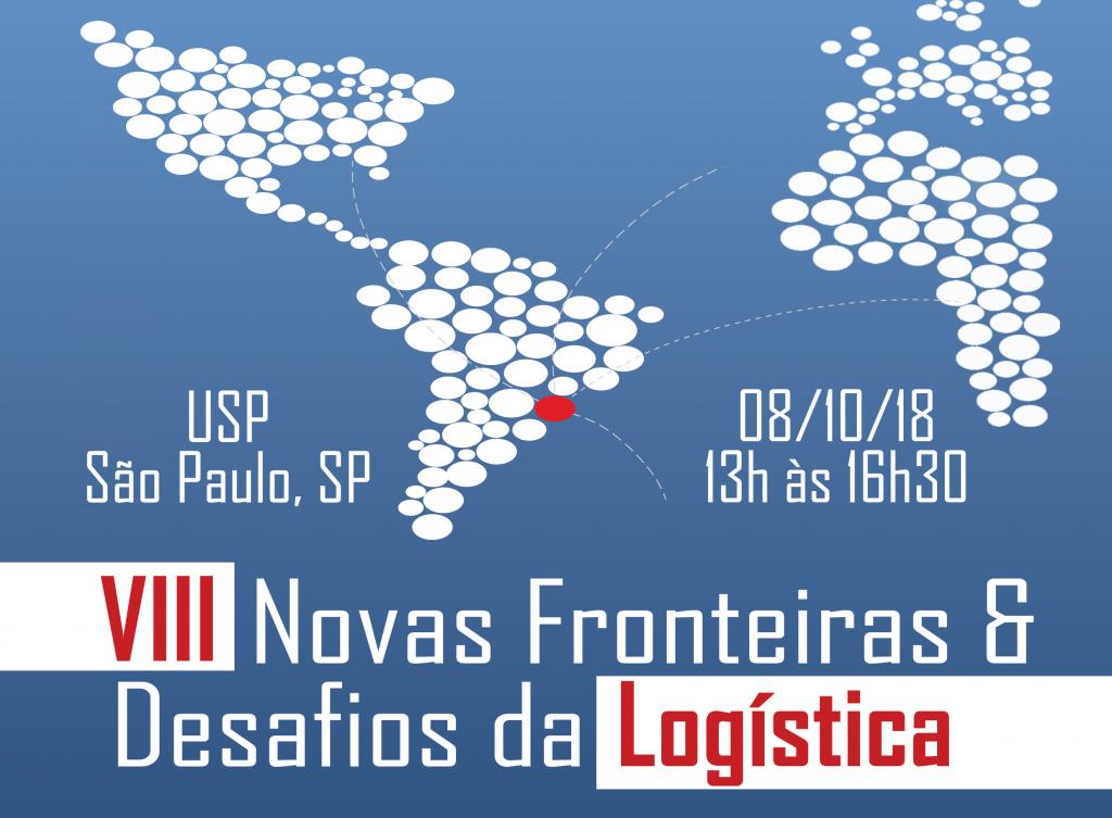 """POLI-USP realiza a oitava edição do seminário """"Novas Fronteiras & Desafios da Logística"""""""