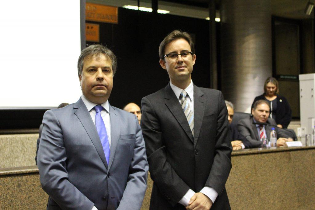 Fábio Nogueira e Fernando Berssaneti.