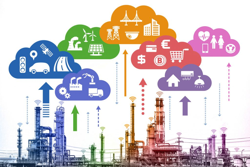 Logistics of the Smart Cities