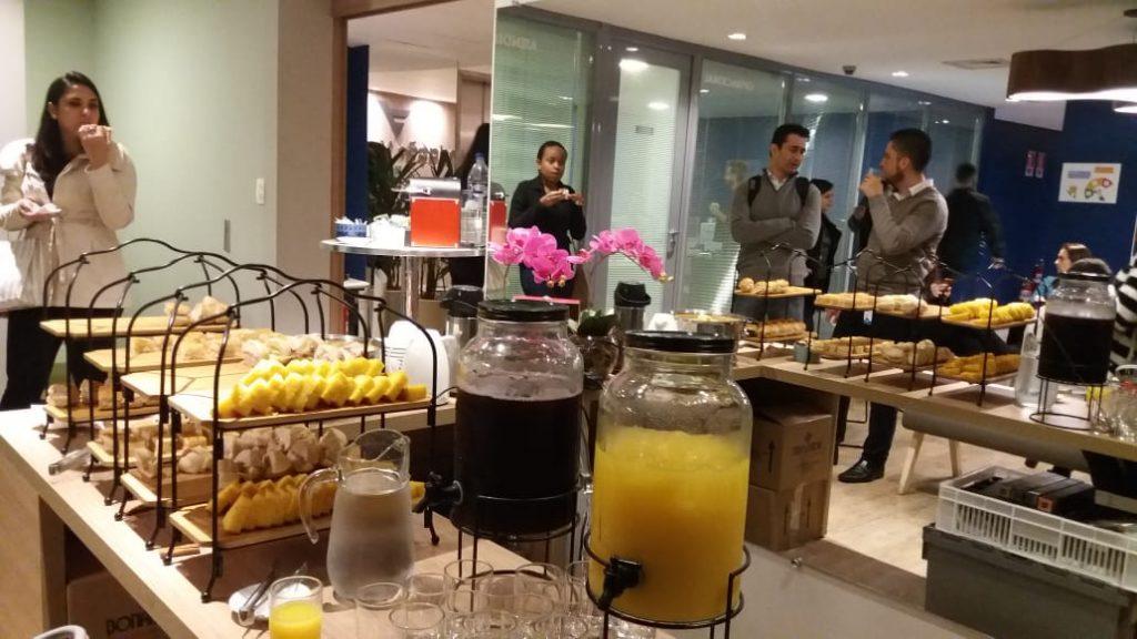 Café com Talento